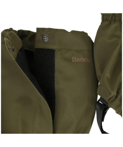 Barbour Endurance Gaiters - Dark Green