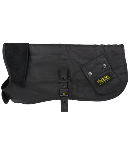 Barbour International Dog Coat - Black