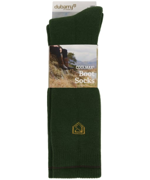 Dubarry Short Boot Socks - Olive