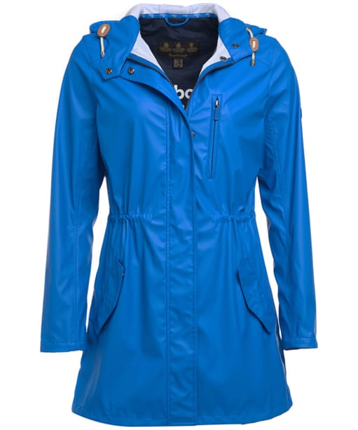 Women's Barbour Harbour Casual Jacket - Victoria Blue