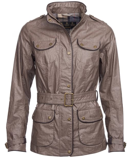Women's Barbour Craibstone Jacket - Taupe