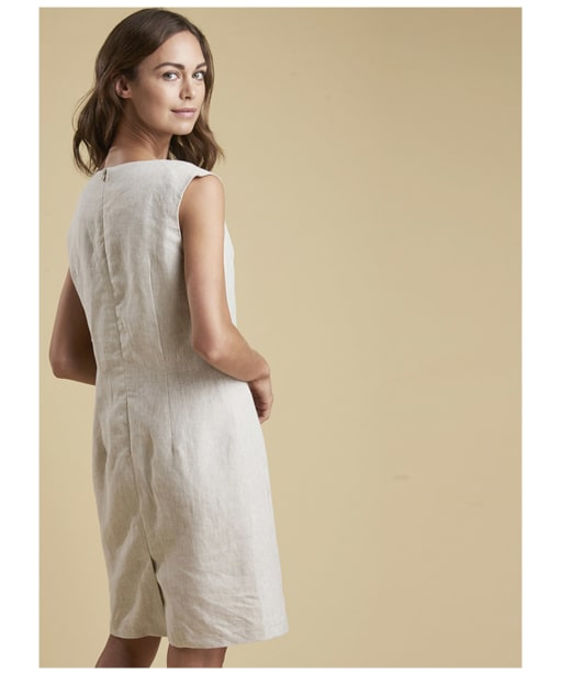 Women's Barbour Kirkwall Dress - Back