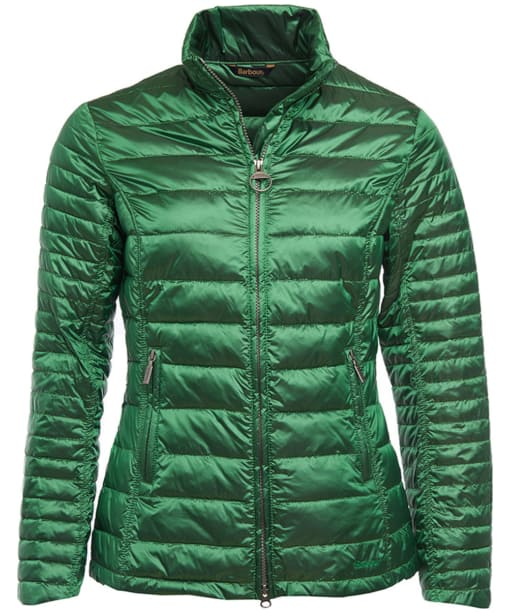 Women's Barbour Iona Quilted Jacket - Clover