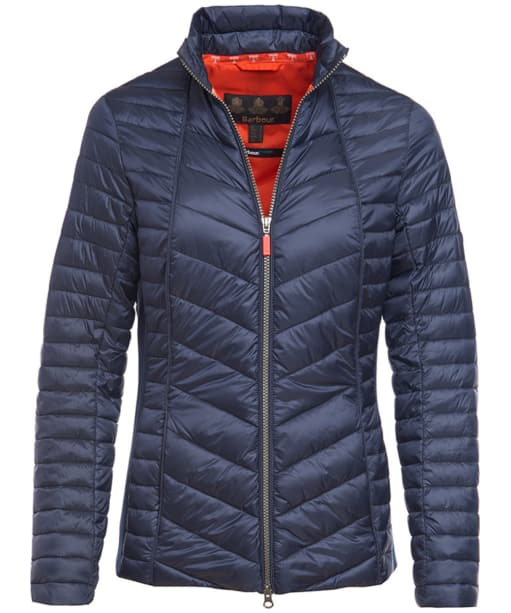 Women's Barbour Lighthouse Padded Jacket - Navy
