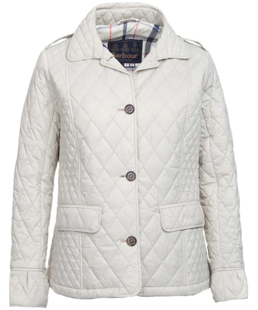 Women's Barbour Rosemarke Quilted Jacket - Mist