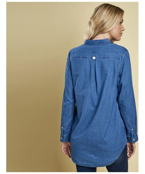 Women's Barbour Pembrey Shirt - Back