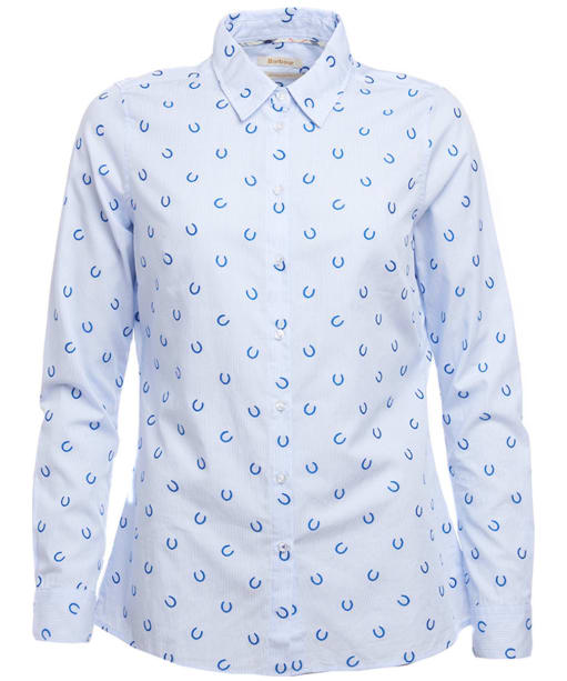 Women's Barbour Daisyhill Shirt - Pale Blue
