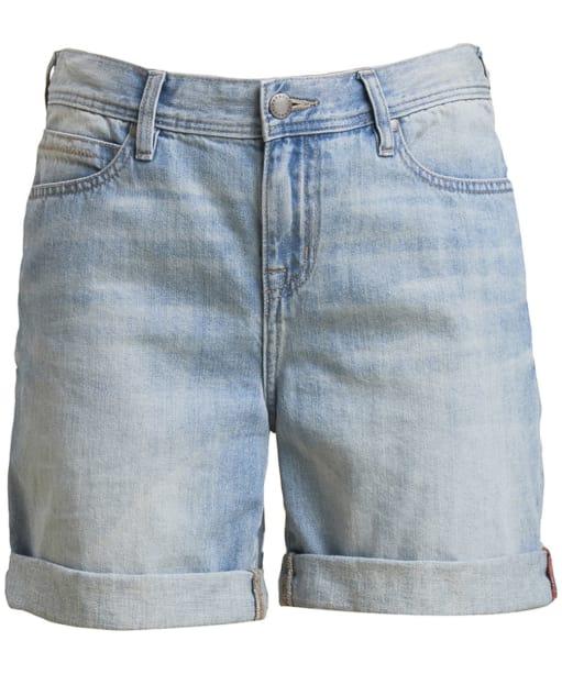 Women's Barbour Daisyhill Shorts - Bleach Wash