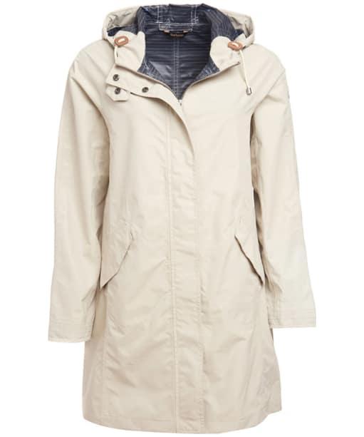 Women's Barbour Hartland Waterproof Jacket - Mist