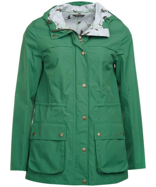 Women's Barbour Brimham Waterproof Jacket - Clover