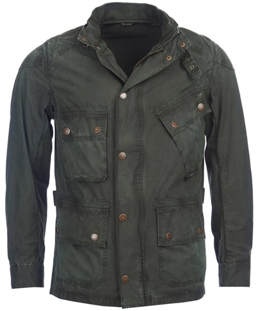 Men's Barbour International Tempo Casual Jacket - Sage