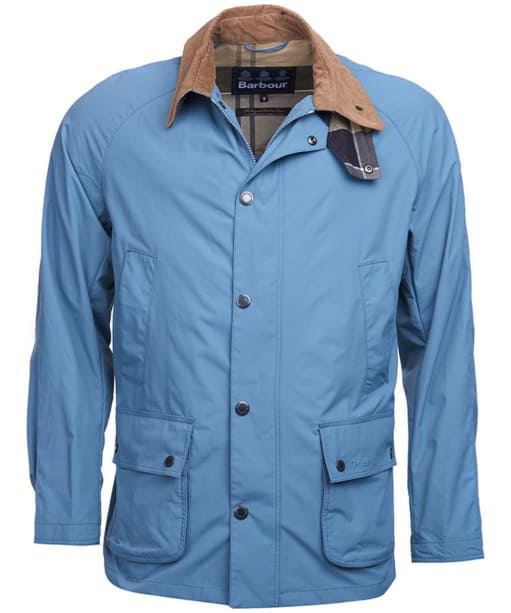 Men's Barbour Squire Casual Jacket - Chambray
