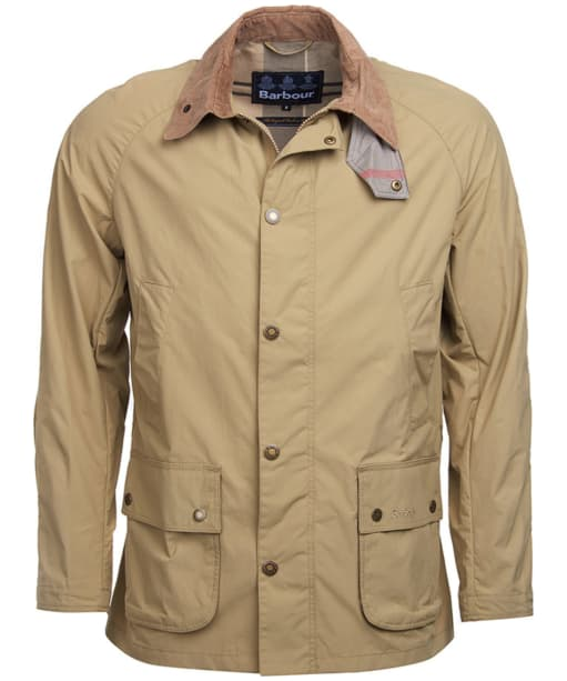 Men's Barbour Squire Casual Jacket - Light Sand