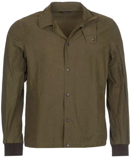 Men's Barbour Reel Casual Jacket - Fern