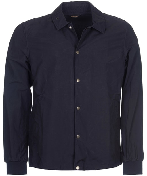 Men's Barbour Reel Casual Jacket - Navy
