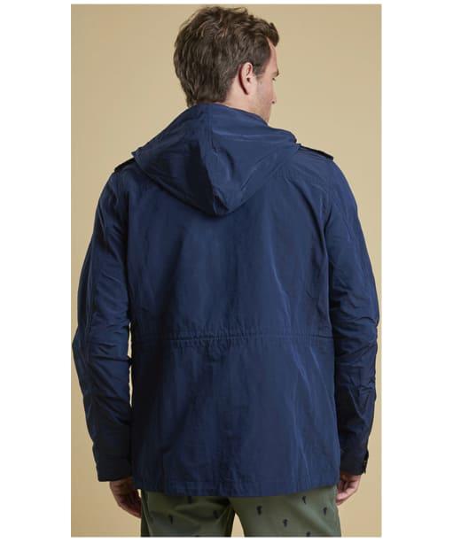 Men's Barbour Orel Jacket - Back