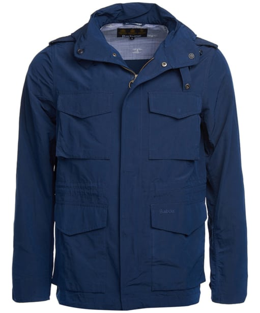 Men's Barbour Orel Jacket - Blue