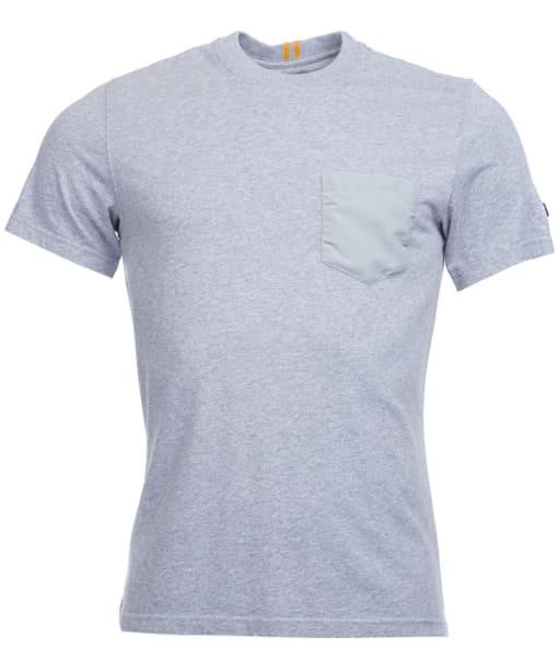 Men's Barbour International Balance Pocket Tee - Grey Marl