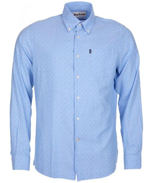 Men's Barbour Owen Shirt - Blue