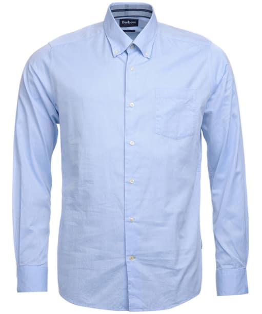Men's Barbour Crichton Shirt - Blue