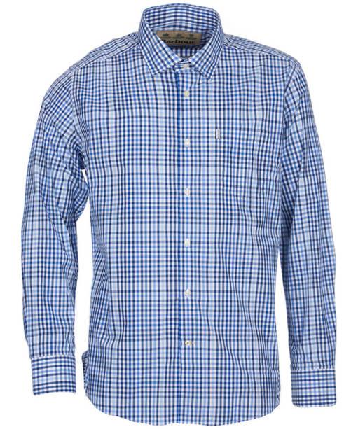 Men's Barbour Holker Shirt - Blue