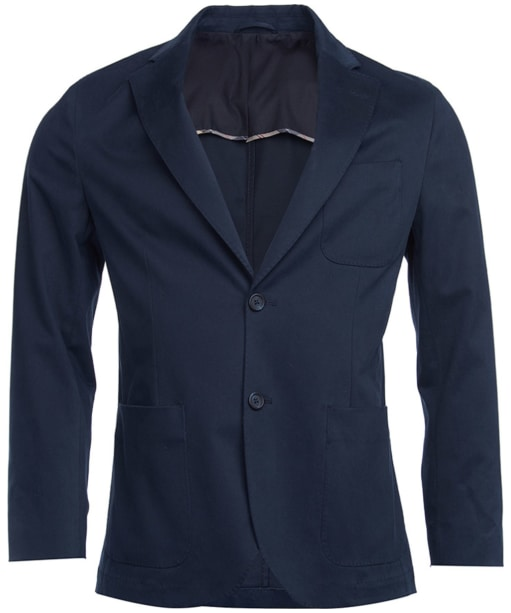 Men's Barbour Campbell Blazer - Navy
