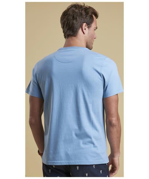Men's Barbour Sports Tee - Blue