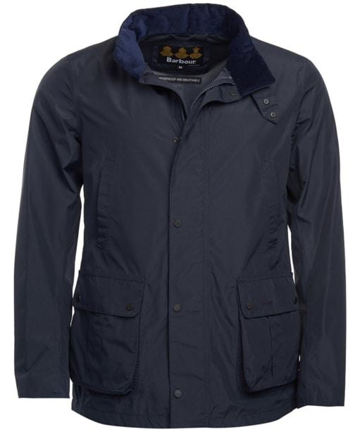 Men's Barbour Severn Waterproof Jacket - Navy