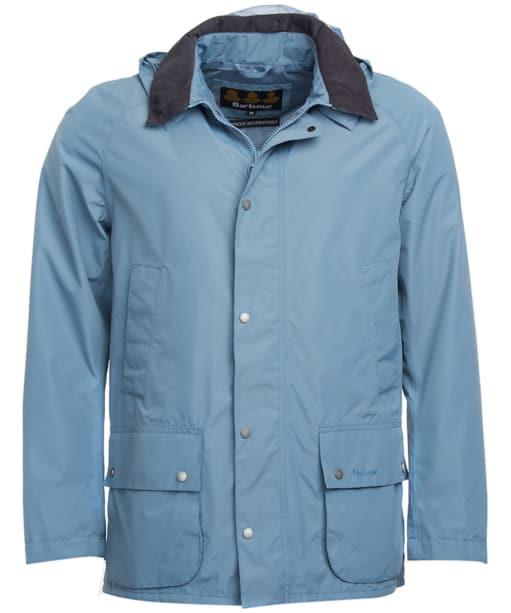 Men's Barbour Bann Waterproof Jacket - Chambray