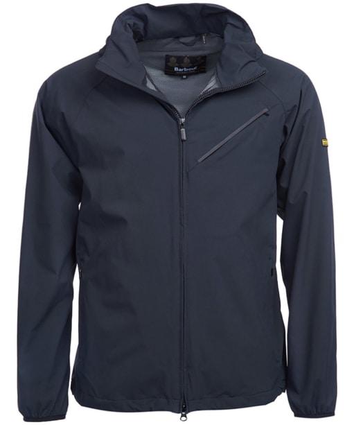 Men's Barbour International Angle Waterproof Jacket - Black
