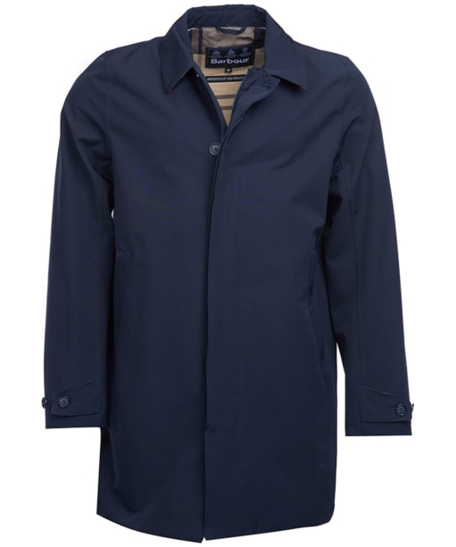 Men's Barbour Colt Waterproof Jacket - Navy