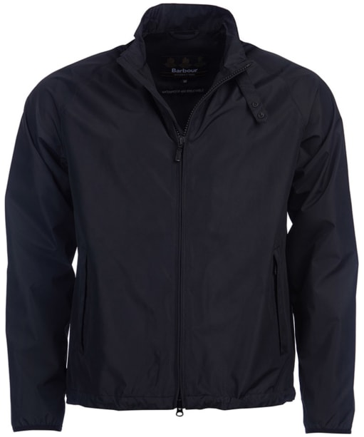 Men's Barbour International Motion Waterproof Breathable Jacket - Black