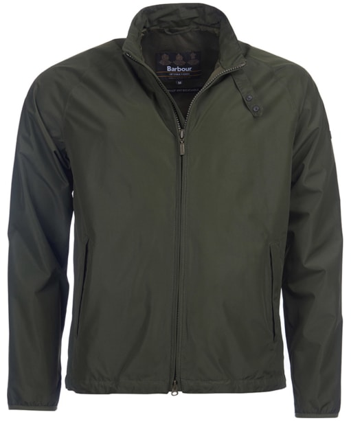Men's Barbour International Motion Waterproof Breathable Jacket - Sage