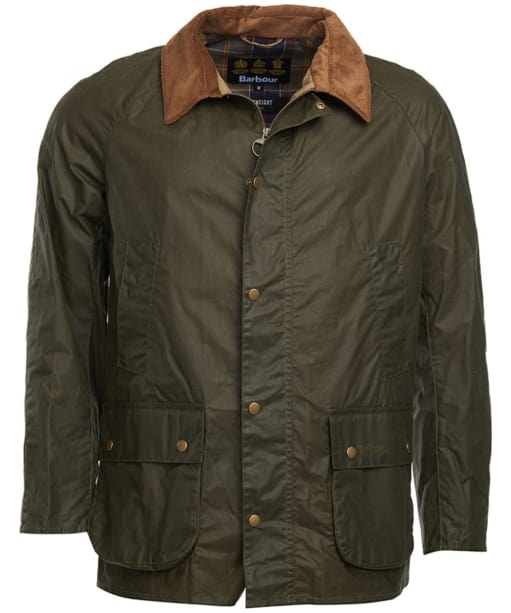 Men's Barbour Lightweight Ashby Jacket - Archive Olive