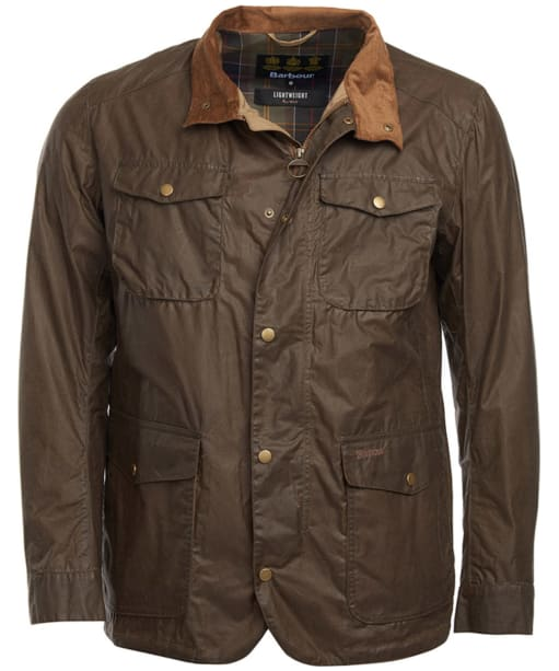 Men's Barbour Lightweight Ogston - Dark Sand