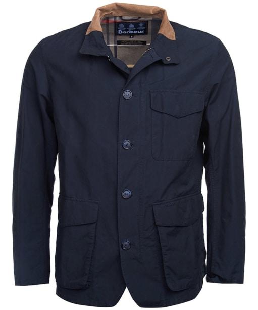Men's Barbour Stump Casual Jacket - Navy