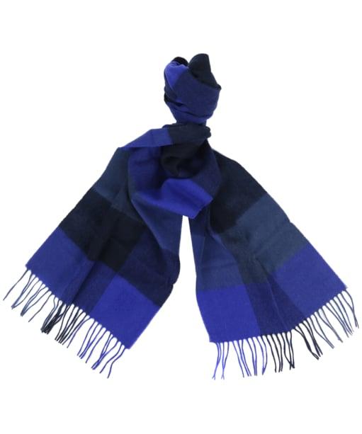 Women's Barbour Wilton Scarf - Navy / Blue