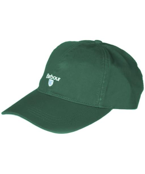 Men's Barbour Cascade Sports Cap - Racing Green