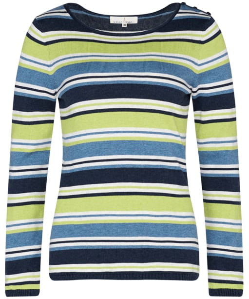 Women's Seasalt Brill Jumper - Esker Seagreen