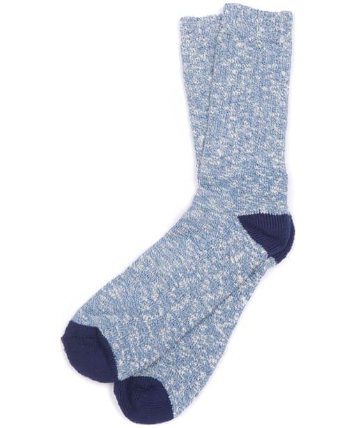 Men's Barbour Mariner Socks - Blue / Navy