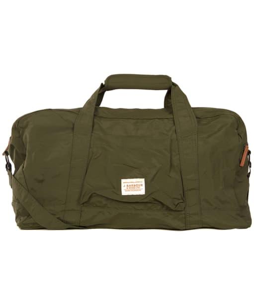 Barbour Banchory Holdall Bag - Dark Green
