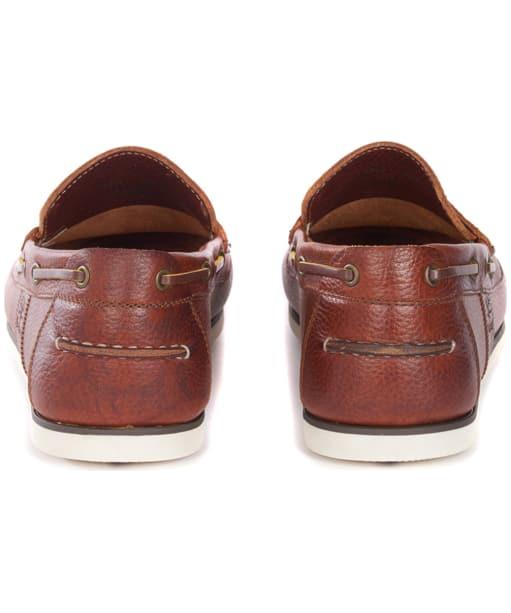 Men's Barbour Keel Boat Shoes - Back