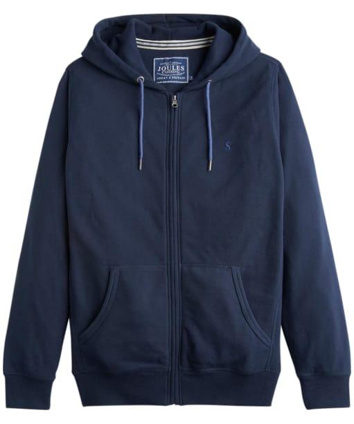 Men's Joules Hemsby Hooded Sweatshirt - French Navy