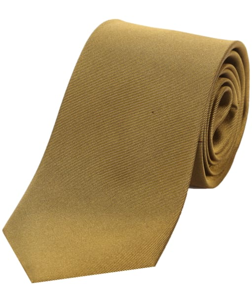 Men's Soprano Country Single Standing Pheasant Tie - Mustard