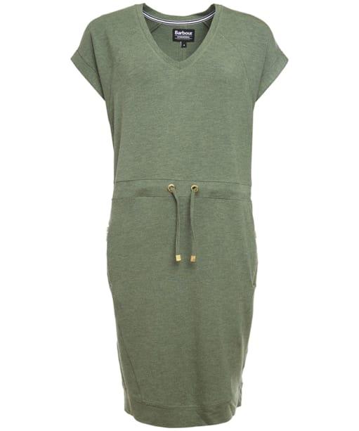 Women's Barbour International Triple Dress - Khaki Marl