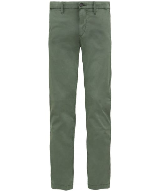 Men's Timberland Squam Lake Stretch Twill Chinos - Duck Green