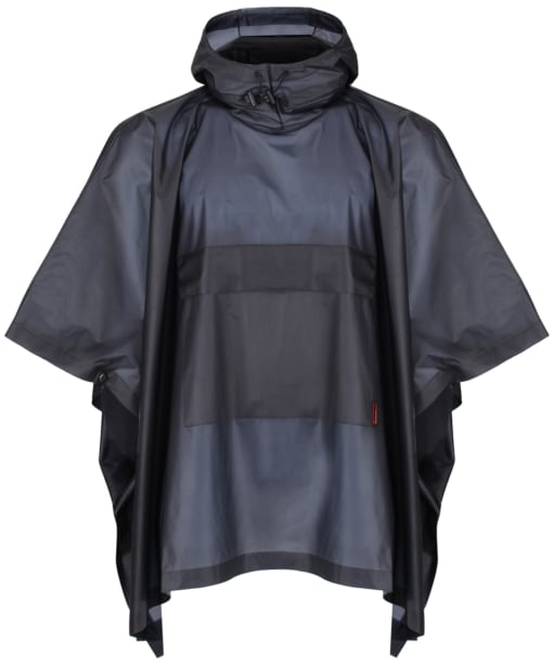 Hunter Original Vinyl Waterproof Poncho - Navy