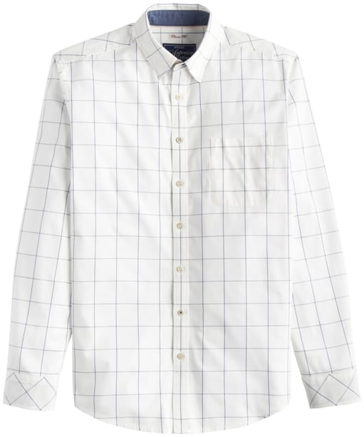 Men's Joules Welford Shirt - Chalk Blue