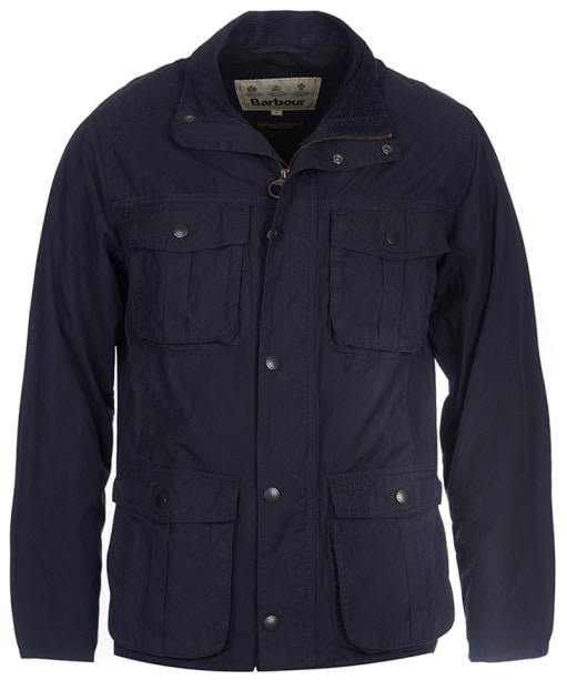 Men's Barbour Gateford Jacket - Navy
