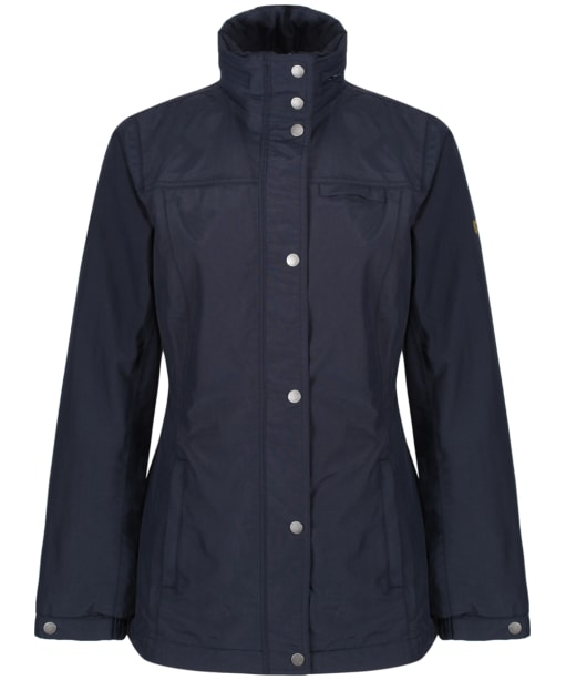 Women's Dubarry Aran Waterproof Jacket - Navy